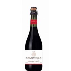 Vinho Frisante Donnatella Tinto Suave 660ml - Donn... - BEBFESTA