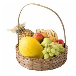 Cesta Frutas da Estação - 868785 - Bellas Cestas Online Salvador