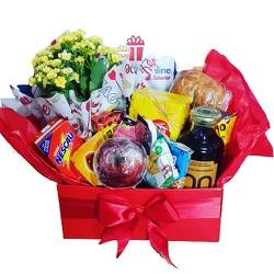 Lindissima caixa eu amo você - 2261290 - Bellas Cestas Online Salvador