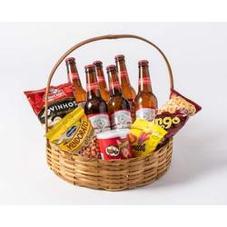 Cesta de Cervejas - Budweiser - 9003 - Bellas Cestas Online Salvador