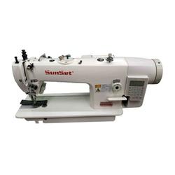 Máquina de Costura Reta Transporte Duplo Eletrônic... - BEMAC
