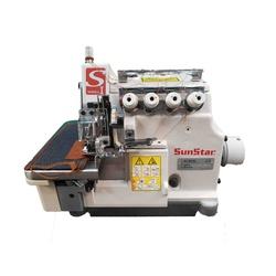 Máquina de Costura Interloque Sunstar Alta Rotacao... - BEMAC