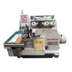 Máquina de Costura Overloque Sunstar - SC-9204 - BEMAC