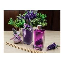 Kit Aromatizador e Sabonete Liquido Violeta - 389 - Bem Feito Arte