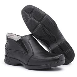 Sapato Masculino Anti-stress Preto - 5000 - BERGALLY