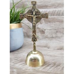 Cruz de Mesa para Catecumenato - 17 cm - 21549 - Betânia Loja Católica