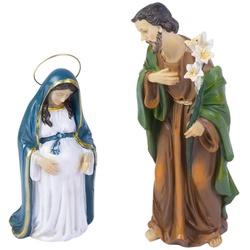 Imagem Resina - Sagrada Família 20 cm - 26806 - Betânia Loja Católica