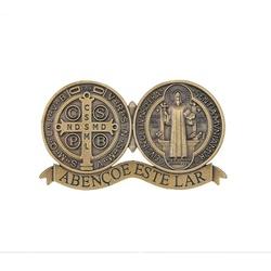 Medalhão de Porta São Bento - 20208 - Betânia Loja Católica