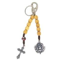 Chaveiro Dezena de Santa Teresinha - 23277 - Betânia Loja Católica