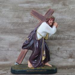 Imagem : Senhor dos Passos Durata 30 cm - 25809 - Betânia Loja Católica