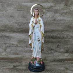 Imagem Durata - Nossa Senhora de Lourdes 30 cm - ... - Betânia Loja Católica