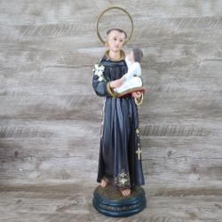 Imagem Resina - Santo Antônio 48 cm - 19278 - Betânia Loja Católica