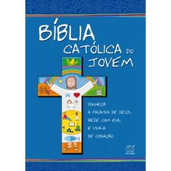 Bíblia Católica do Jovem (Português) Capa comum - ... - Betânia Loja Católica