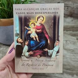 Novena a Santíssima Virgem Do Rosário De Pompéia ... - Betânia Loja Católica