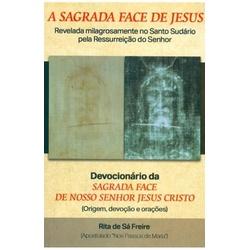 Livro : A Sagrada Face de Jesus - 26461 - Betânia Loja Católica
