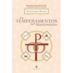 Livro : Os Temperamentos No Matrimônio - 26941 - Betânia Loja Católica