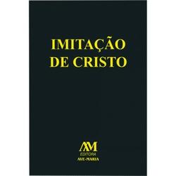 Livro : Imitação de Cristo - Ave Maria -Bolso - 58... - Betânia Loja Católica