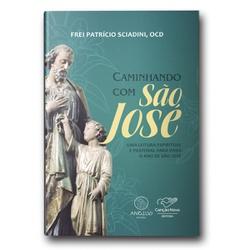 Livro : Caminhando com São José - 26858 - Betânia Loja Católica