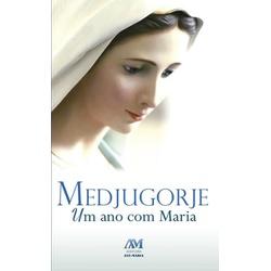 Livro: Medjugorje um ano com Nossa Senhora - 15531 - Betânia Loja Católica
