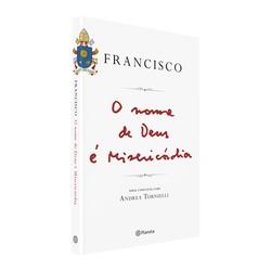 Livro : O nome de Deus é Misericórdia - Papa Franc... - Betânia Loja Católica