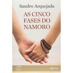 Livro : As cinco fases do namoro - 18439 - Betânia Loja Católica