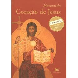 Livro : Manual do Coração de Jesus - 196 - Betânia Loja Católica