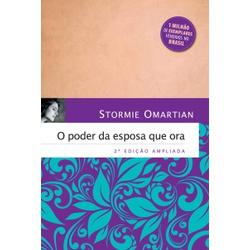 Livro : O poder da esposa que ora - 16382 - Betânia Loja Católica