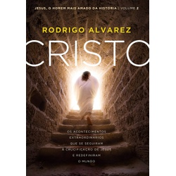 Livro : Cristo - Rodrigo Alvare - 26927 - Betânia Loja Católica