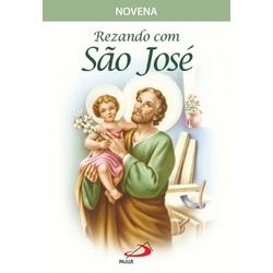 Novena : Rezando com São José - 5476 - Betânia Loja Católica