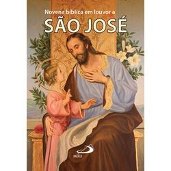 Novena Bíblica em Louvor a São José - 23403 - Betânia Loja Católica