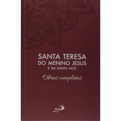Livro : Obras Completas de Santa Teresa do Menino ... - Betânia Loja Católica