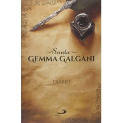 Livro : Diário Santa Gemma Galgani - 21422 - Betânia Loja Católica