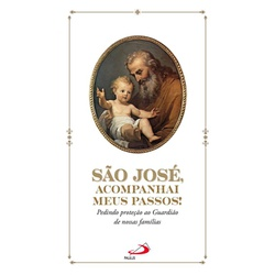 Livro : São José, Acompanhai Meus Passos! - 26997 - Betânia Loja Católica
