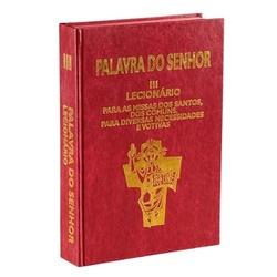 Lecionário Santoral - Vol III - 53 - Betânia Loja Católica