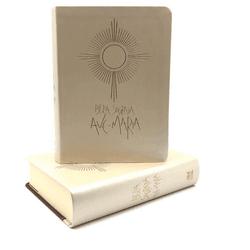 Bíblia Ave Maria - Capa Eucaristia - 25734 - Betânia Loja Católica