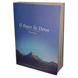 Livro O Amor de Deus - Homilias - 23979 - Betânia Loja Católica
