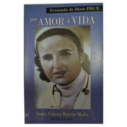 Livro : Por amor a vida - 2079 - Betânia Loja Católica