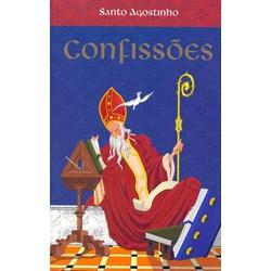 Livro - Confissões - Santo Agostinho - 1900 - Betânia Loja Católica
