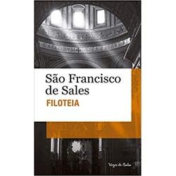 Livro Filoteia - São Francisco de Sales - 13259 - Betânia Loja Católica