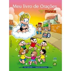 Livro: Meu livro de orações Turma da Mônica - 2134... - Betânia Loja Católica