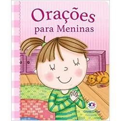 Livro - Orações para Meninas - 24733 - Betânia Loja Católica