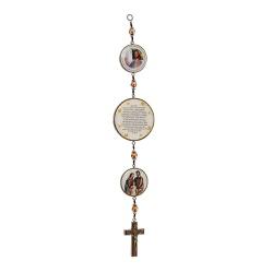 Adorno de Porta Oração do lar - 18792 - Betânia Loja Católica