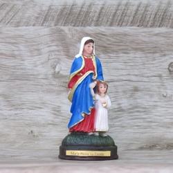 Imagem Resina - Maria Passa na Frente 15 cm - 2526 - Betânia Loja Católica