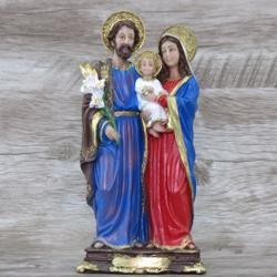 Imagem Gesso - Sagrada Família 20 cm - 14662 - Betânia Loja Católica