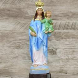 Imagem Resina - Nossa Senhora dos Remédios 20 cm -... - Betânia Loja Católica