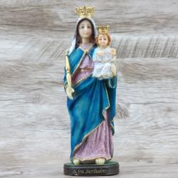 Imagem Resina - Nossa Senhora Auxiliadora 20 cm - ... - Betânia Loja Católica