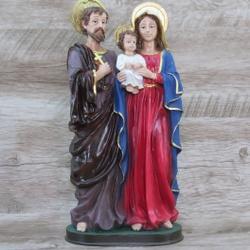 Imagem Resina - Sagrada Família 30 cm - 16982 - Betânia Loja Católica