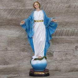 Imagem Resina - Nossa Senhora do Sorriso 30 cm - 2... - Betânia Loja Católica