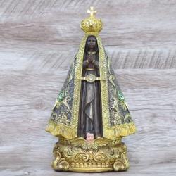 Imagem Resina - Nossa Senhora Aparecida 25 - 24880 - Betânia Loja Católica