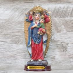 Imagem Resina - Nossa Senhora Perpétuo Socorro 16 ... - Betânia Loja Católica